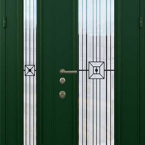 Двустворчатая дверь DR280