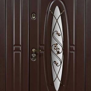 Двустворчатая дверь DR276