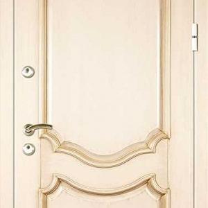Дверь с зеркалом DR168